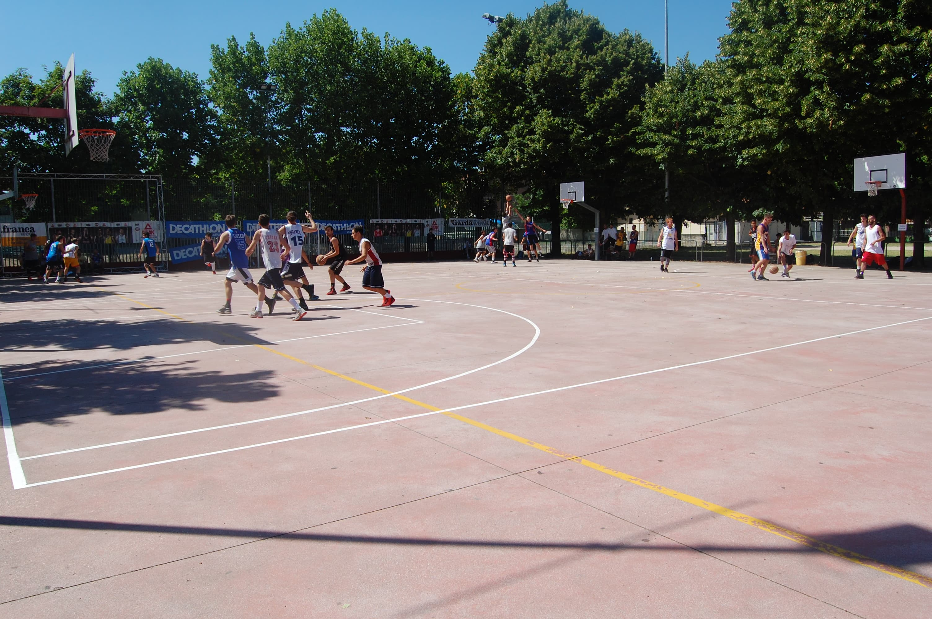 JLB Basket Tour